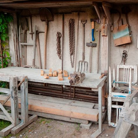 Garden Shed Organization Ideas 12 Shed Storage Ideas To Organize Your Space At Last Page 3 Of 16 Family Handyman