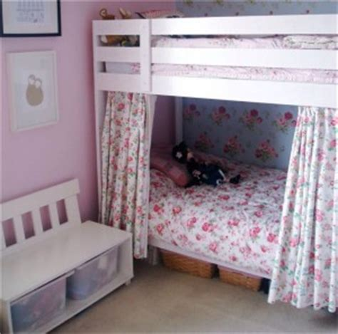 bottom bunk curtains bunk curtains for the bedroom curtain tracks com