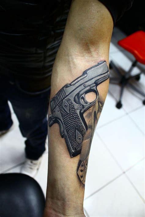 top gun tattoo best 25 gun tattoos ideas on pistol gun
