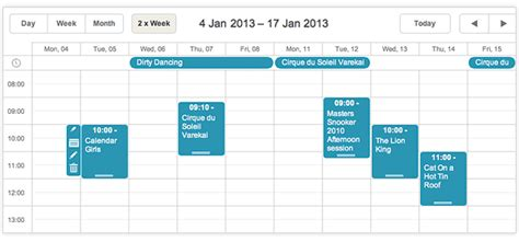 dhtmlxscheduler 4 0 intgration possible avec jquery et