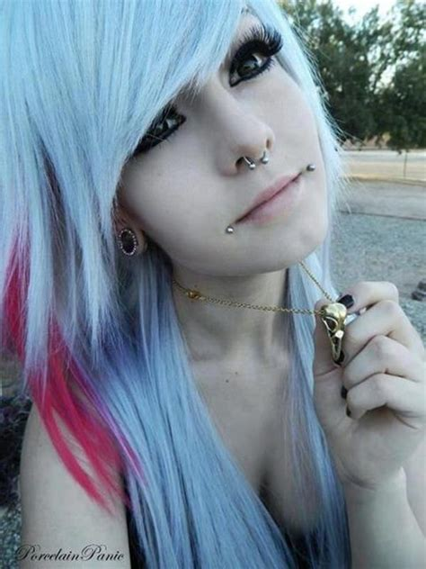 emo hairstyles with braids 44 amazing emo hairstyles that will blow your mind