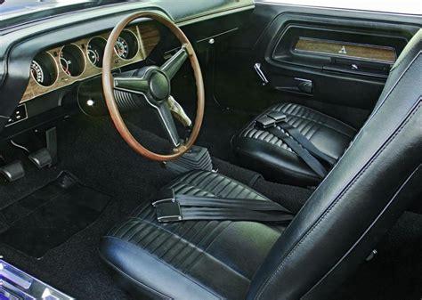1970 dodge challenger specs interior colors price