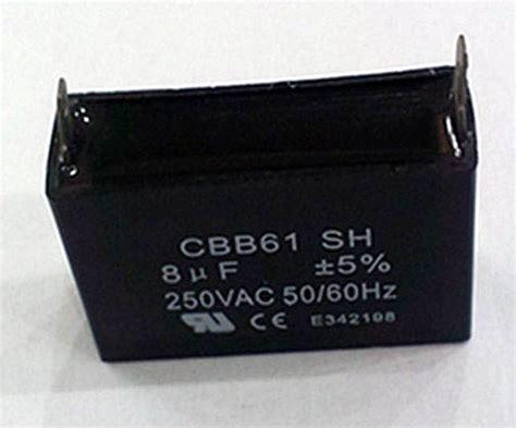 capacitor cbb61 sh service cbb61 16uf 250v ac motor capacitor cbb61 sh polypropylene capacitor buy