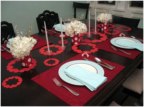 valentines day dinner table decoration idea 2016 dinner