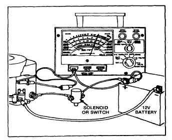 diode stator test testing stator