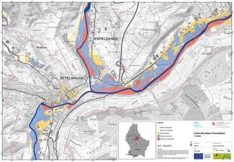 flood map flood hazard mapping climatetechwiki