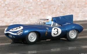 Scalextric Jaguar D Type Scalextric C3205 Jaguar D Type 3 Winner Le Mans 1957