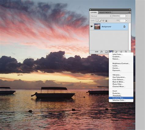 tutorial photoshop sunset how to create a sunset effect in photoshop photoshop