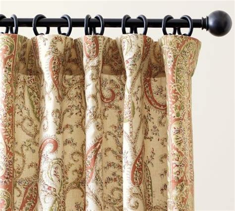 pottery barn drapes and curtains drapes from pottery barn design ideas pinterest