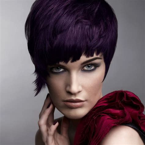 hair colors for short hairstyles hair color ideas for pixie cuts