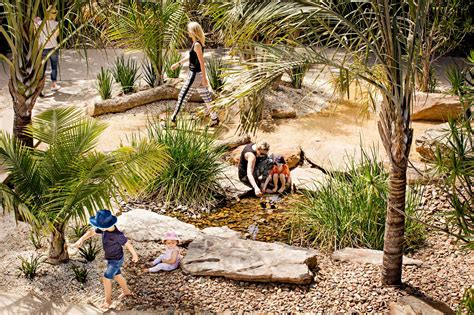 Landscape Architecture Zoo Adelaide Zoo Play Space Nature Wax Design 06 171 Landscape