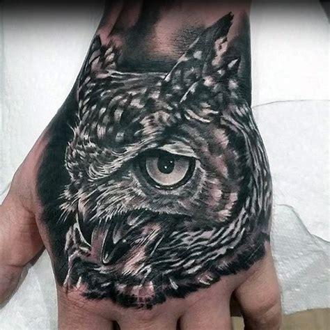 unique hand tattoos  men manly ink design ideas