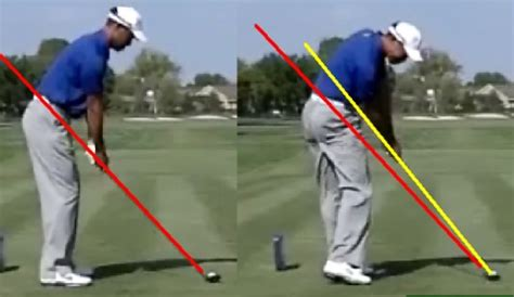two plane swing the consistent golf swing plane consistentgolf com