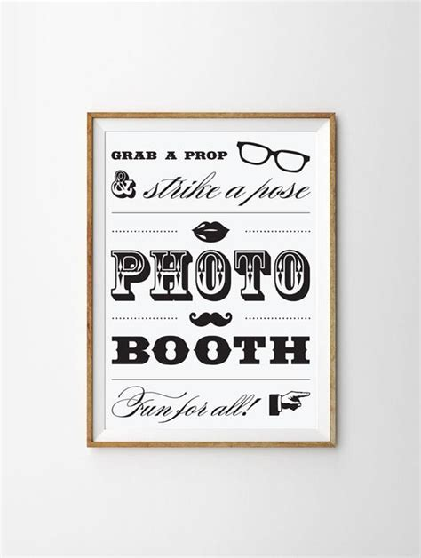 photo booth sign template free photobooth sign free 3 eggs design