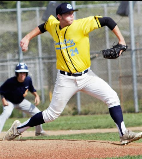 austin roberts river city pitcher dominates with a no hitter ourcity news
