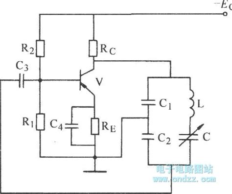 oscillator with capacitor capacitor in oscillator circuit 28 images index 1599 circuit diagram seekic variable