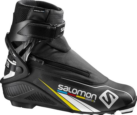 s cross country ski boots salomon s equipe 8 skate prolink cross country ski boots