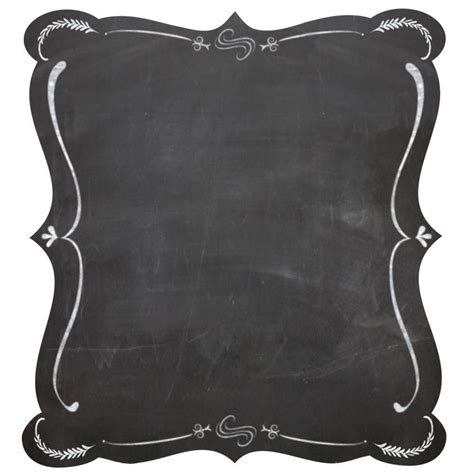 chalkboard border template pictures to pin on pinterest