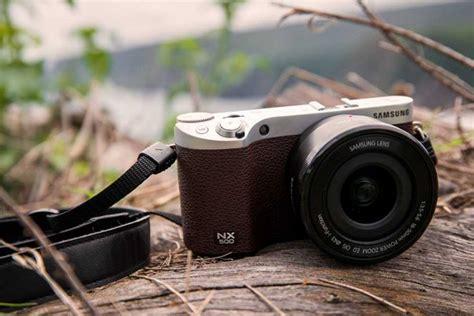 Kamera Mirrorless Samsung Nx500 samsung nx500 kamera kecil dengan hasil gambar ekstra
