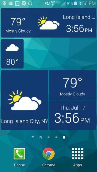 the weather channel app android the weather channel for android slide 5 slideshow from pcmag