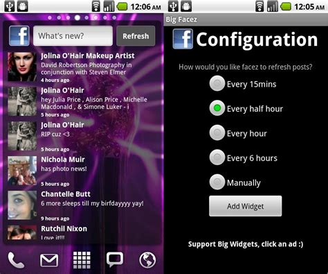 free widgets for android widget android 28 images kumpulan info cara menambah widget di android