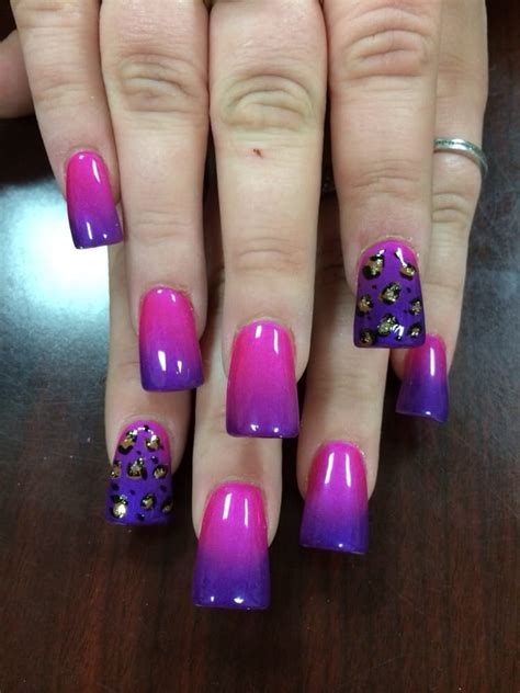 color changing acrylic nails color changing nail review