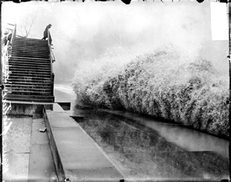 the white hurricane great lakes storm of 1913 in times gone by