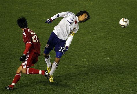 hong kong new year soccer japan v hong kong east asian football chionship 2010