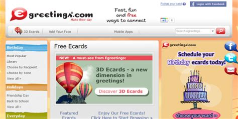 send free card 10 best ecard to send free birthday cards