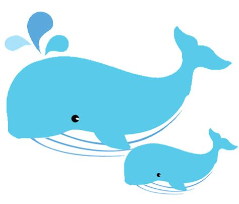 baby whale clipart baby shower invitations all colors w clipart