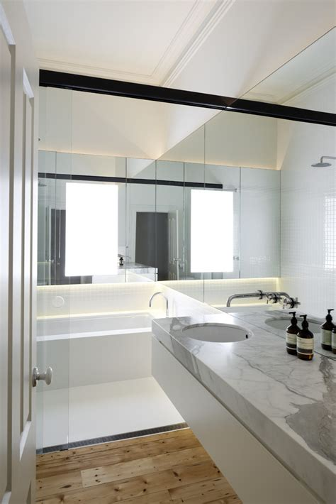 modern australian bathrooms modern meets traditional the lovely hawthorn house in