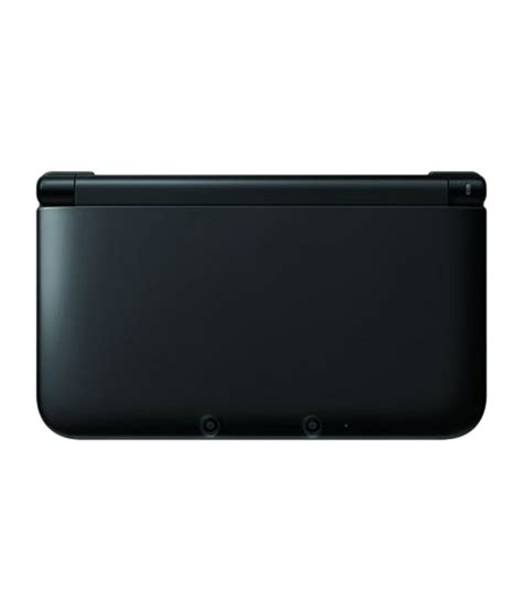 nintendo 3ds console best price buy nintendo 3ds xl console black at best