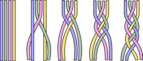 String Braiding Techniques - kreatip det er fedt at flet 180 1