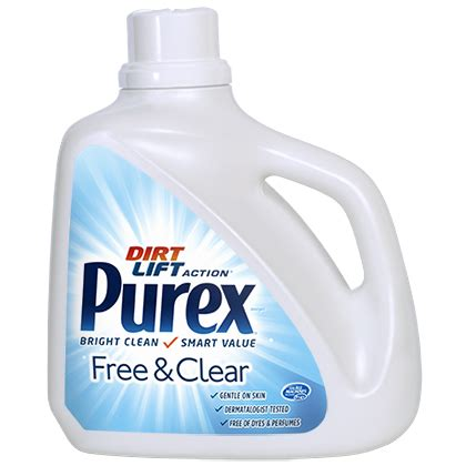all clear baby detergent purex laundry detergent purex products