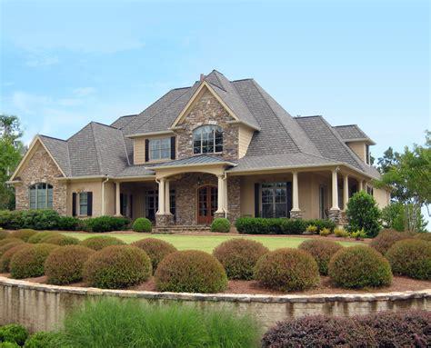 luxury house plan   sizes tw architectural