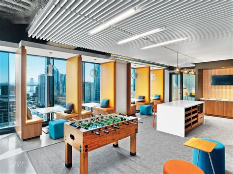 Office Sf At Linkedin San Francisco Office By Interior Architects