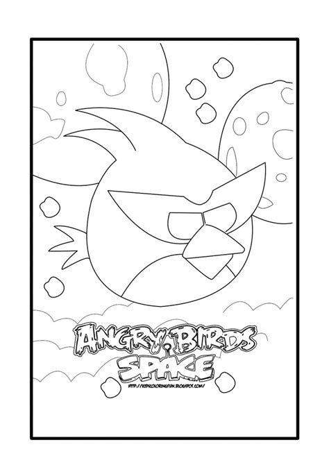 coloring pages angry birds space 17 best images about angry birds space on pinterest