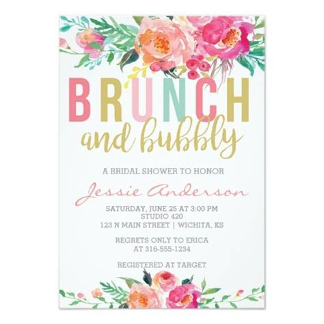Household Shower Invitations by 17 Best Ideas About Bridal Shower Invitations On