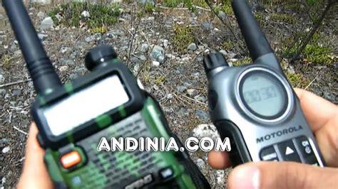 Tutorial Walkie Talkie | tutorial b 225 sico handy walkie talkie hf vhfuhf radio libre