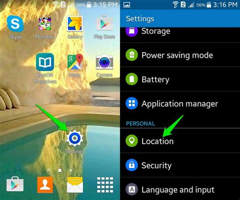 location android how to disable location tracking android ios web drippler apps news