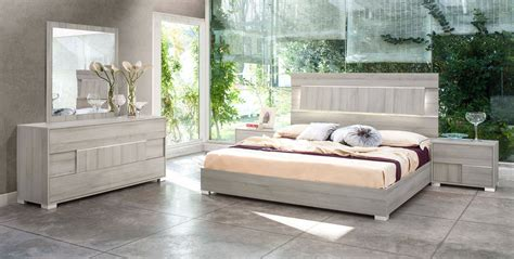 modern italian bedroom set modrest ethan italian modern grey bedroom set