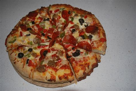 Happy Pizza With The Works Except Anchovies Day by November 12 National Pizza With The Works Except