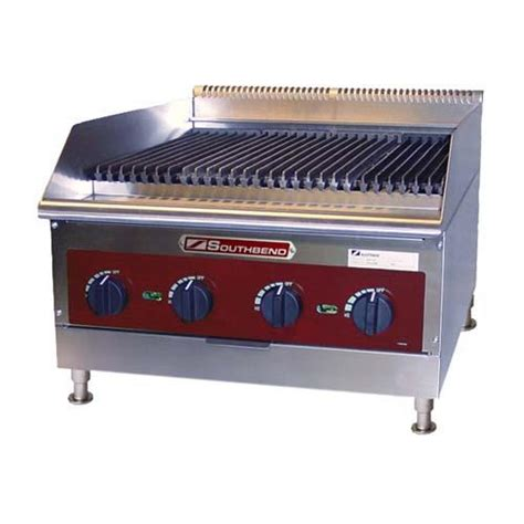Countertop Broiler by Southbend Hdc 36 Counterline 36 In Radiant Charbroiler