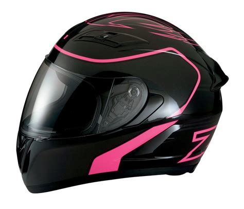 motorcycle helmets 60 95 z1r womens strike ops full face motorcycle helmet