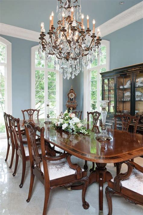 Formal Dining Room Chandelier 61 Best Duncan Phyfe Images On Pinterest Duncan Phyfe Dining Room And Diner Table