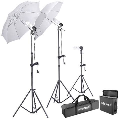 best continuous lighting kit neewer 600w 5500k photo studio continuous lighting kit f
