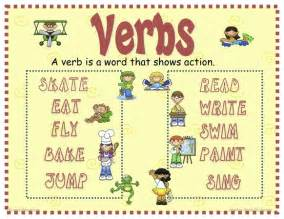 verbs mrs warner s 4th grade classroom