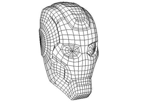 Iron Mask Papercraft - papercraftsquare new paper craft size iron