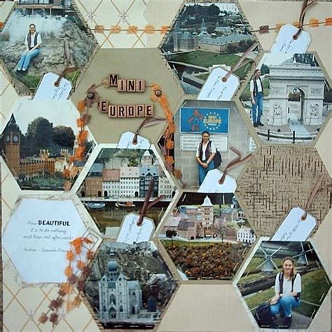 scrapbook layout ideas for travel tools and tips for the beginning scrapbooker scrapbook