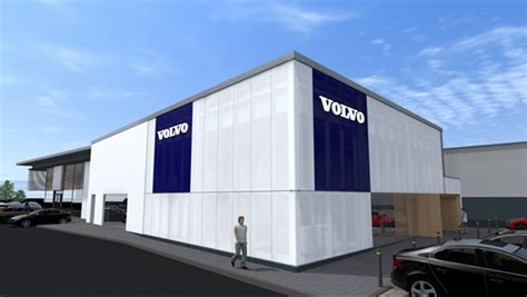 new volvo dealership lipscomb set to complete work on new volvo dealership next